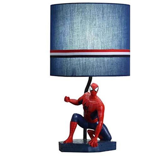 Lámpara de Cabecera Dormitorio Habitación de los niños Boy lámpara de mesa de plug-in de ahorro de energía lámpara de mesa Protección de los ojos del bebé remoto Cama Control de la lámpara Lámparas de
