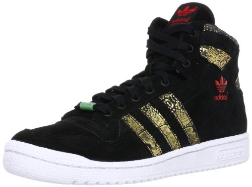 adidas Originals Zapatillas Decade OG Mid CNY, color Negro, talla 42 2/3 EU