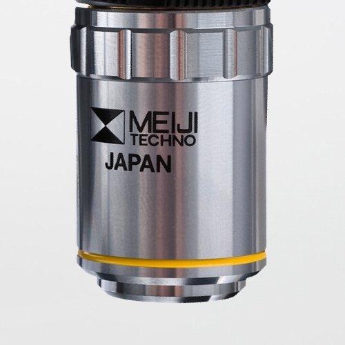 MEIJI TECHNO AMERICA MA851 Fluorescence Objective, Infinity/1.0, 20X, for Inverted Microscope