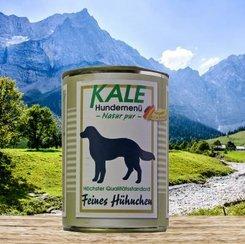 Kale Feines Hühnchen Nassfutter Hund (12 x 400g)