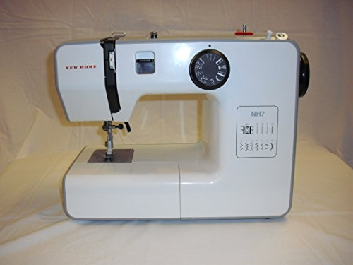 New Home Sewing Machine NH7-- Exclusive Listing by Johnston