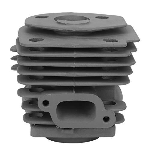 Fdit Kit práctico de pistón de Cilindro de aleación de Zinc de Alta dureza de 47 mm, Piezas de Repuesto para Motosierra Husqvarna 359 357XP EPA 357