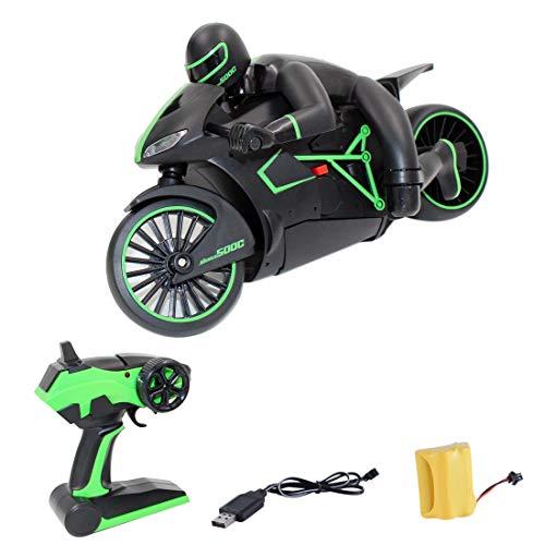 Batop - Ferngesteuerte Motorräder in Grün, Größe 24.4 * 12.7 * 14cm