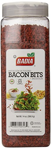Badia Bacon Bits Imitation, 14 Ounce