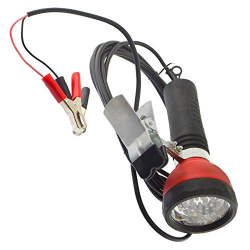 AB Tools-Neilsen LED 3612V Batterie Plomb Inspection/Lampe Torche lumière Lantern 5 mètres de câble