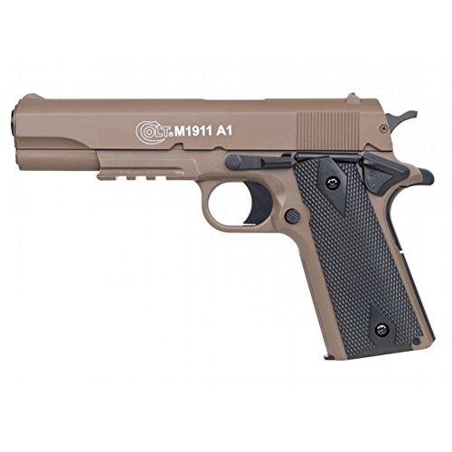 COLT M1911 A1 hpa metallo tan - potenza: 0,7 joule