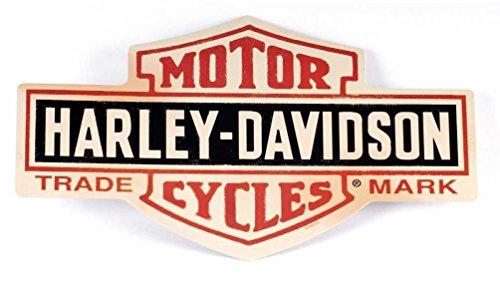 Harley-Davidson Bar and Shield Metal Sign