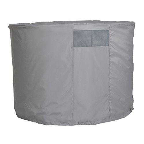 "Classic Accessories Round Evaporation Cooler Cover, 45"" W x 45"" L x 32"" H"