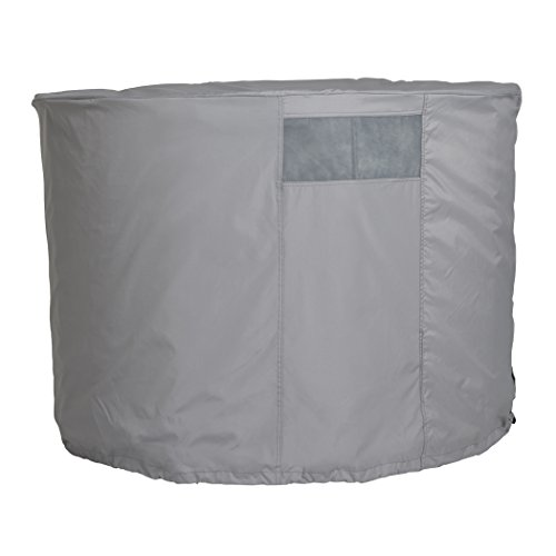 "Classic Accessories Round Evaporation Cooler Cover, 40"" W x 40"" L x 34"" H"