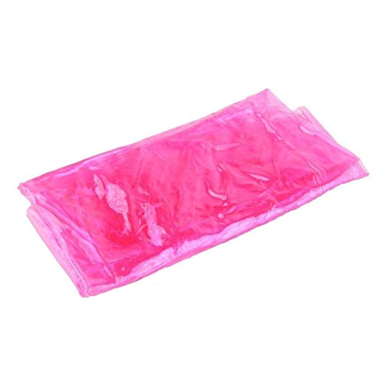 ステンレス端小間PVCシェイプアップスリミングベルトベリービタボディシェイパー減量サウナベルトライフエッセンシャルオイル/クリームマッサージ/スパソルト(ピンク)