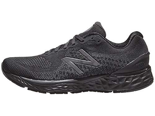 New Balance Mens' 880v10 Running Shoes (Black with Black Caviar, Numeric_9)