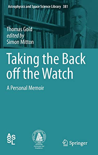 Taking the Back Off the Watch: A Personal Memoir: 381