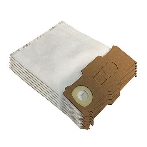 6 bolsas de microfieltro para aspiradora Vorwerk Kobold VK 130 131 SC - VK130, VK131 - FP 130 131 - con fieltro especial