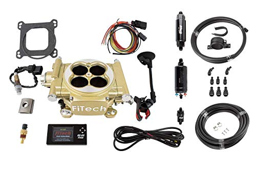 FiTech 31005 Fuel Injection Easy Street EFI System Master Kit