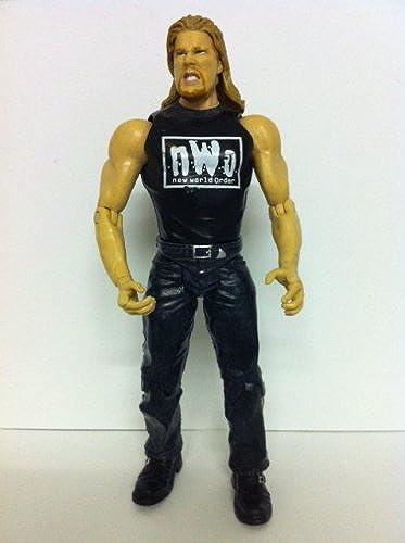 WWE Kevin Nash nWo WCW WWF - Schwarznwo Hemd (locker ohne Verpackung)