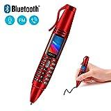 Pen Mini Cell Phone Bluetooth Dialer 0.96' Tiny Screen Mobile Phone...