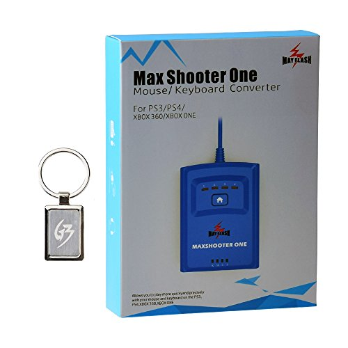 MayFlash Max Shooter ONE Mouse Keyboard Converter for PS3/PS4/XBox 360/XBox One
