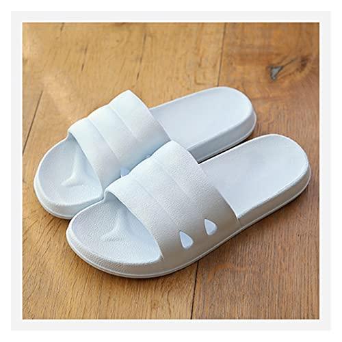 Hong Yi Fei-Shop Pantuflas Zapatos De Ducha De Las Mujeres Secado Rápido Deslizamiento Antideslizante Sandalia Al Aire Libre Home House Sandalia Suave Y Cómoda Zapatillas de Playa Sandalias