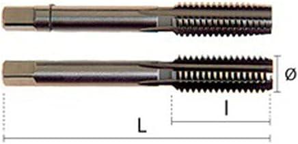 HEPYC 23010022012 – männlich Gewindeschneiden, øm22.00 X 1.25 mm, L 80 mm, L 22 mm HSS (A 14,50 din252 2181) B018GZO0T2 | Discount