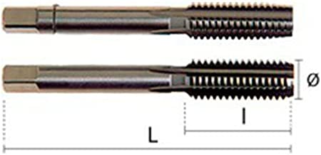/ØM8.00x1.00mm l 22mm Macho de mano para roscado L 56mm a 4,90 HSS DIN252//2181 Hepyc 23010008010