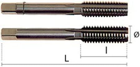 Macho de m/áquina para roscado /ØBSP7//8-14mm a 18,00 HSSE DIN5156C l 28mm Hepyc 21440070800 L 150mm