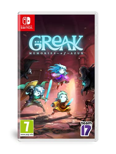 Greak: Memories of Azur - Nintendo Switch
