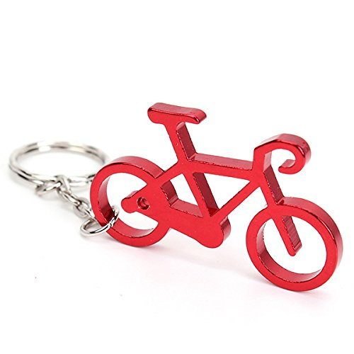 GOZAR fles wijn bieropener tool nieuw fiets fiets sleutel hanger