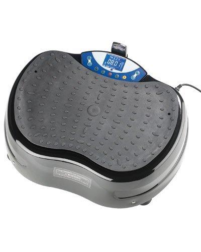 Newgen Medicals vibratorplatte: 3D-Vibrationsplatte WBV-620.3D, Expander & Fernbedienung, bis 120 kg (Vibrationstrainingsgerät)