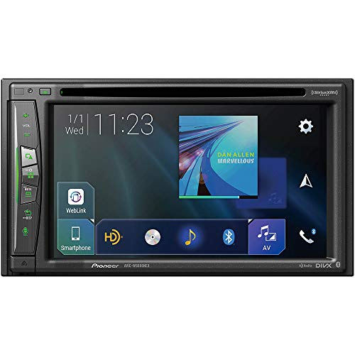 "Pioneer AVIC-W6600NEX 6.2"" Navigation Receiver with Wireless CarPlay"