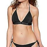 Calvin Klein Damen Fixed Triangle-rp Bikinioberteil