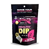 TeaZa Herbal Energy Pouch - Tobacco Alternative | 25 Pouch Pack | Bangin' Black Cherry