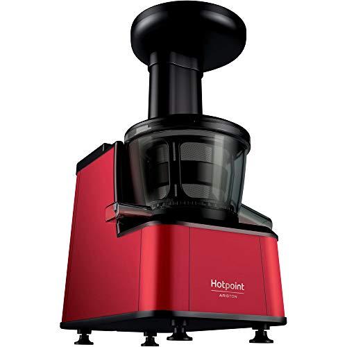 Hotpoint Ariston SJ 4010 FR0 - F103079 SLOW JUICER EASY, centrifuga estrattore a freddo, colore ROSSO