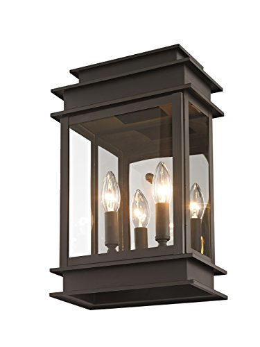 Livex Lighting 2016-07 Princeton Outdoor Wall Lantern