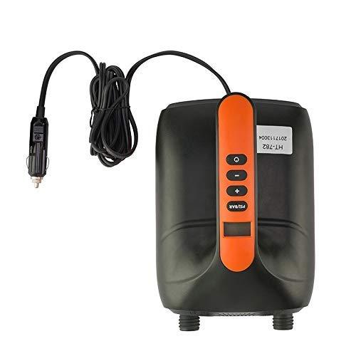 XYSQWZ Sup MAX 20 PSI Bomba De Aire EléCtrica PresióN De Inflado Etapa Dual Inteligente De Alta Velocidad para Tabla De Remo Inflable Y ColchóN De Aire para Bote