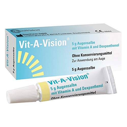 Vit-A-Vision, 5 g Salbe