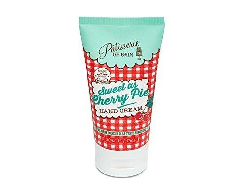 Patisserie de Bain 50 ml Sweet as Cherry Pie Hand Cream Tube by Patisserie de Bain