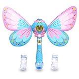 Bageek Máquina de burbujas para niñas Magic Magic Creative Wand...