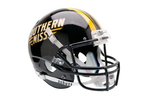 NCAA Southern Mississippi Golden Eagles Replica XP Helmet