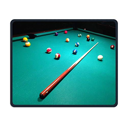 Smooth Mouse Pad Billardtisch Mobile Gaming MousePad Work Mouse Pad Office Pad