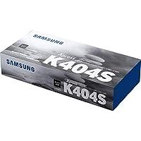 Samsung CLT-K404S - Cartucho de tóner, 1500 páginas, color negro
