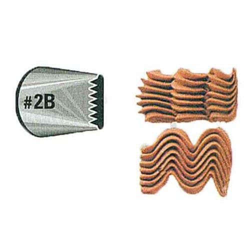 Wilton Basket Weave Tip 2B, Large