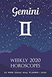 Gemini - Weekly 2020 Horoscopes: 52 Week Zodiac Goal Planner 2020