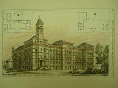 Bureau of Engraving and Printing , Washington , DC Bureau Engraving Washington Dc
