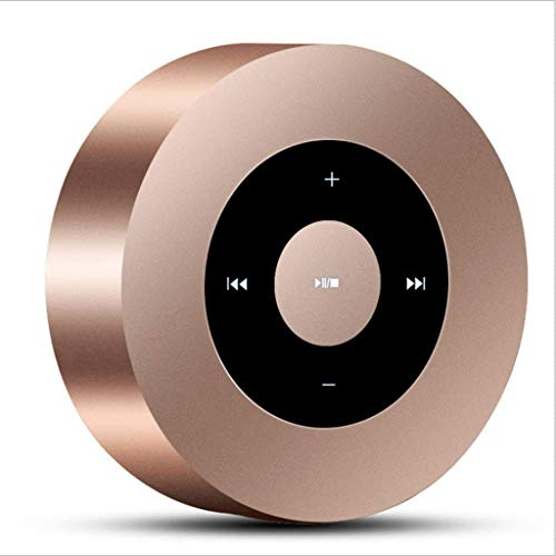 Altavoz, Altavoces Bluetooth Bluetooth 4.2 Sonido envolvente Reproducción 10H Soporte de pantalla táctil sensible Teléfonos móviles y tabletas compatibles Adecuado para fiestas al aire libre en casa G