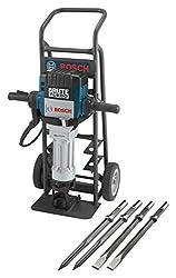 Bosch 120-Volt Breaker Hammer Turbo Deluxe Kit