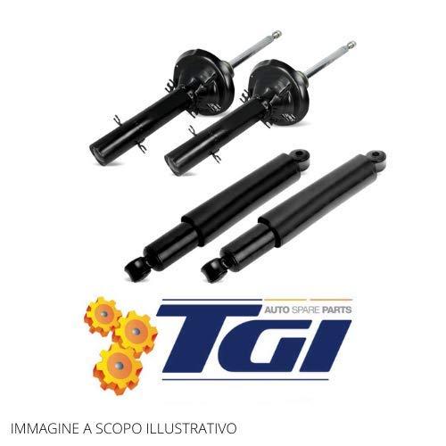 TGI - KIT 4 AMMORTIZZATORI ANTERIORI POSTERIORI ALFA ROMEO 147 156 GT Tutti i modelli