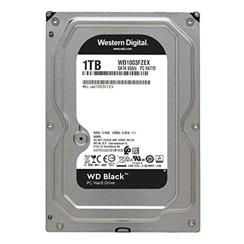 Build My PC, PC Builder, Western Digital WD1003FZEX