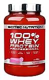 Scitec Nutrition 100% Whey Protein Professional Proteína Fresa - 920 g