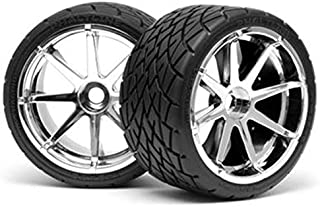RC CARS ACCESSORIES HPI Mounted Phaltline TireBlast Wheel