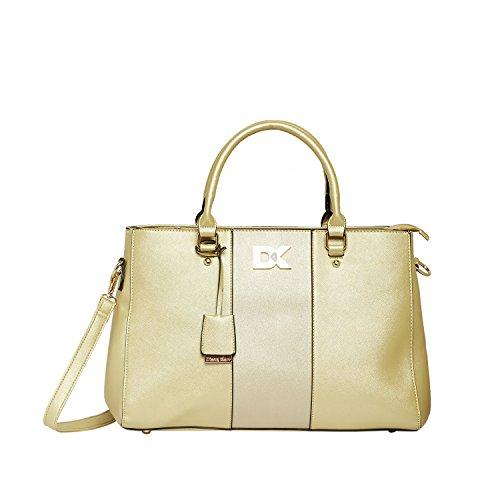 Diana Korr Women's Shoulder Bag Gold (DK135HGLD)